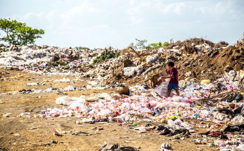 Im indischen Neu Delhi ist ab sofort jede Art von Einweg-Plastikverboten