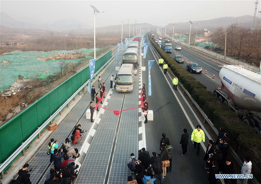 Solar Highway China 2