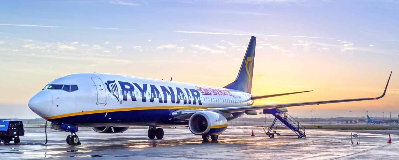 """Billigflug-Airline Ryanair will in fünf Jahren """"plastikfrei"""" fliegen ..."""