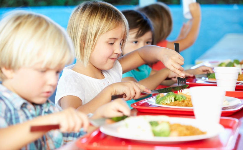 Bremens Kitas und Schulen stellen bis 2022 komplett auf Bio-Lebensmittel um
