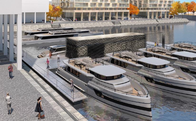 Berliner Unternehmer wollen Schifffahrt auf Spree und Landwehrkanalelektrisieren