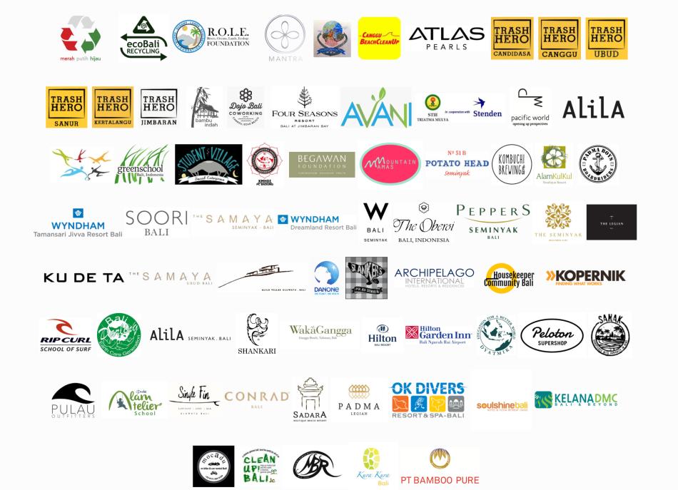 Bali reinigt seine Strände Organisatoren.png