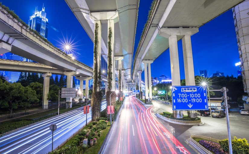 Im chinesischen Shandong geht die allererste Solar-Autobahn der Welt an denStart