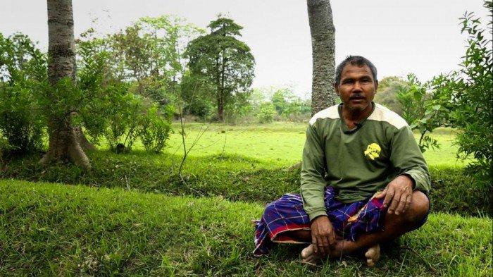Jadev Payeng forstet auf