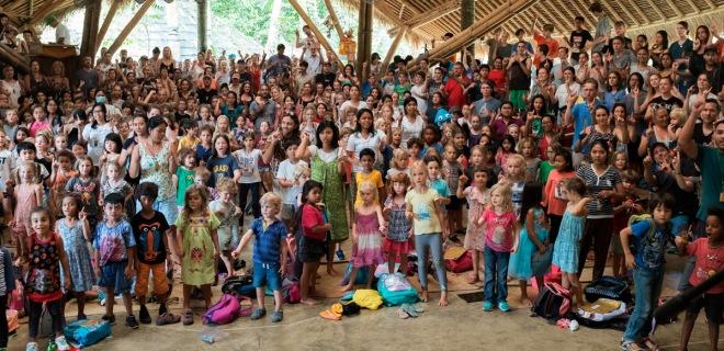 One Island one Voice Bali reinigt seine Strände