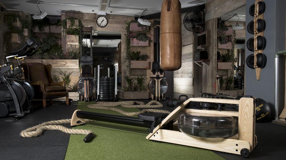 Das erste grünes Fitnessstudio eröffnet in London
