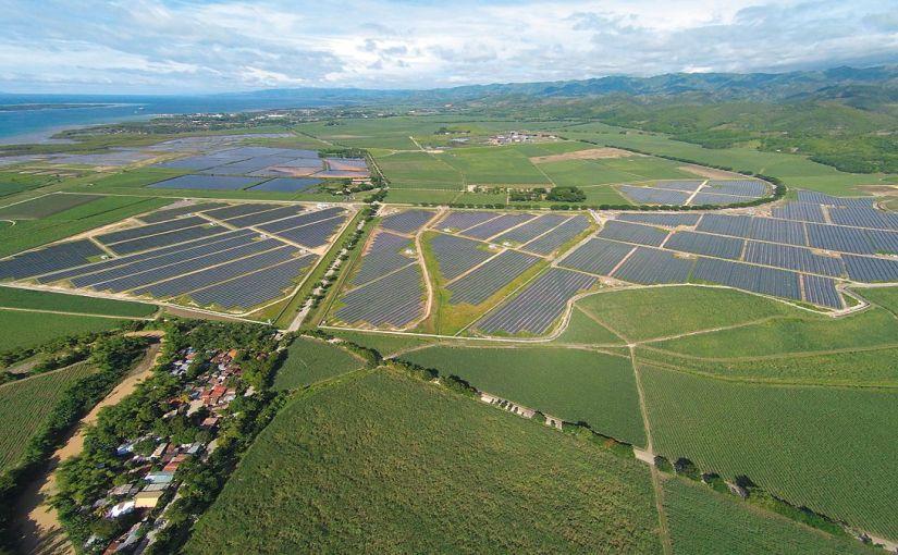 Philippinische Küstenstadt nimmt landesgrößte Solarkraftanlage inBetrieb