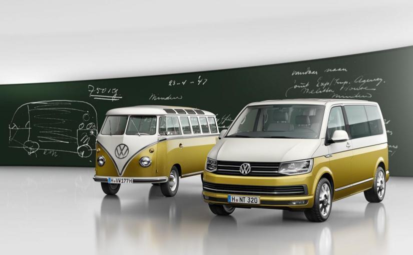 Volkswagen kündigt elektrische Version des ikonischen VW Bullian
