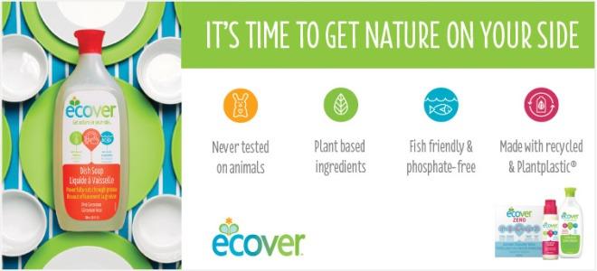 Ecover stellt faire Waschmittel her